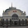 Железнодорожные вокзалы в Макарьеве
