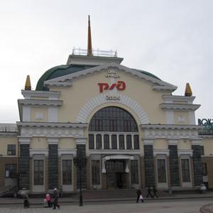 Железнодорожные вокзалы Макарьева